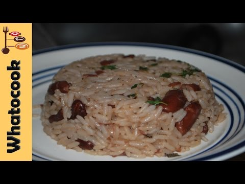 How To Make Red Beans And Rice Caribbean Style
