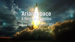 Arianespace: January 2018 - December 2018