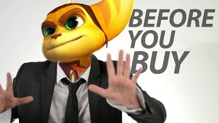 Ratchet and Clank - Before You Buy