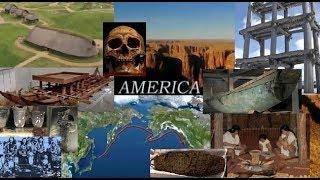 【驚愕】アメリカ大陸発見は、日本人だった!! ~縄文人渡来説~