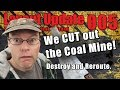We CUT out the Coal Mine! Layout update 5