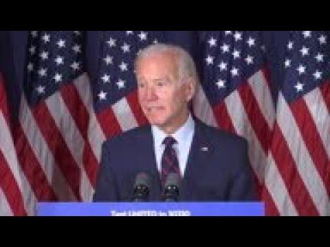 Biden: No truth in Trump's attacks