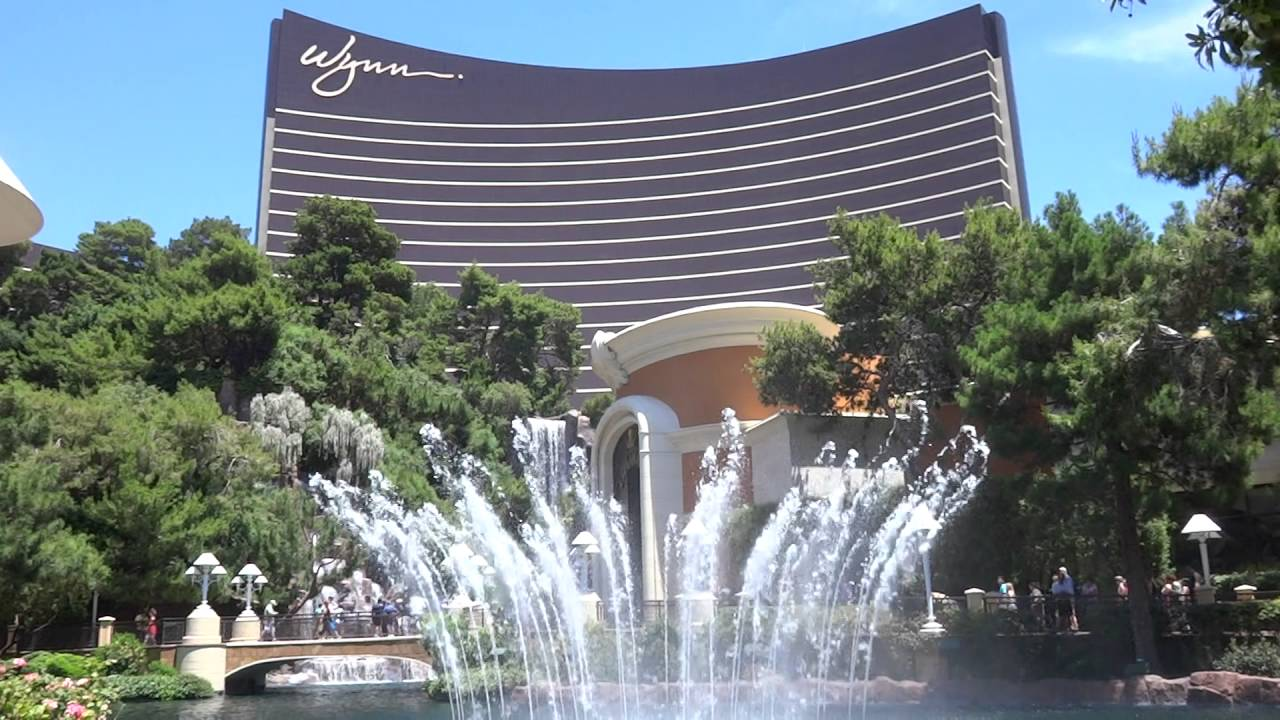 Image result for wynn hotel music plays