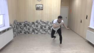 9. Esquiva lateral CDR ON-LINE ACADEMY - Видео уроки по Капоэйре