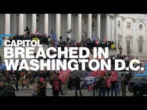 More than 540 charged so far in Capitol riot case, approximately 300 suspects remain unidentified