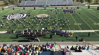 """""""We're All Mad Here"""" 2018 Bands of Irmo"""