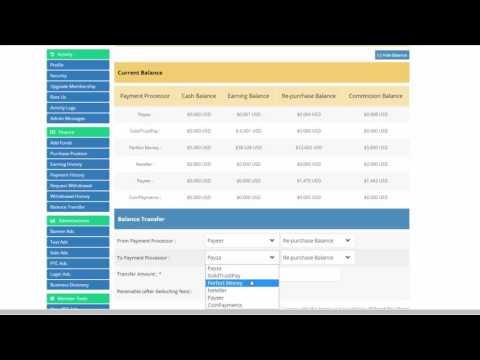 BoostRevShare Подробный обзор работы в личном кабинете партнера проекта BoostRevShare