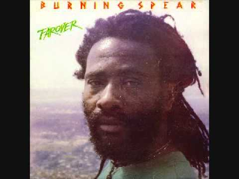 Burning Spear - Greetings