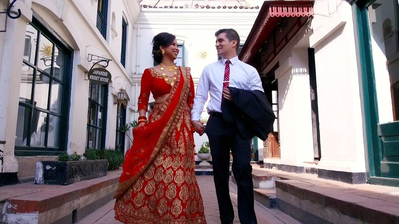 GONZABA AND THAKALI NEPALI WEDDING IN KATHMANDU