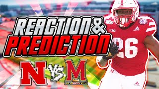 Predictions and Preview! Maryland vs Nebraska Husker Big 10 Football Bowl Game Bound?