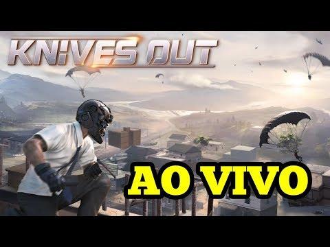 AO VIVO - EU QUERO E METER BALA! - KNIVES OUT 46 - LIVE PC
