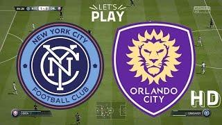 FIFA 15 Gameplay New York City FC Vs Orlando City - Sorteo 1 Millon de Monedas