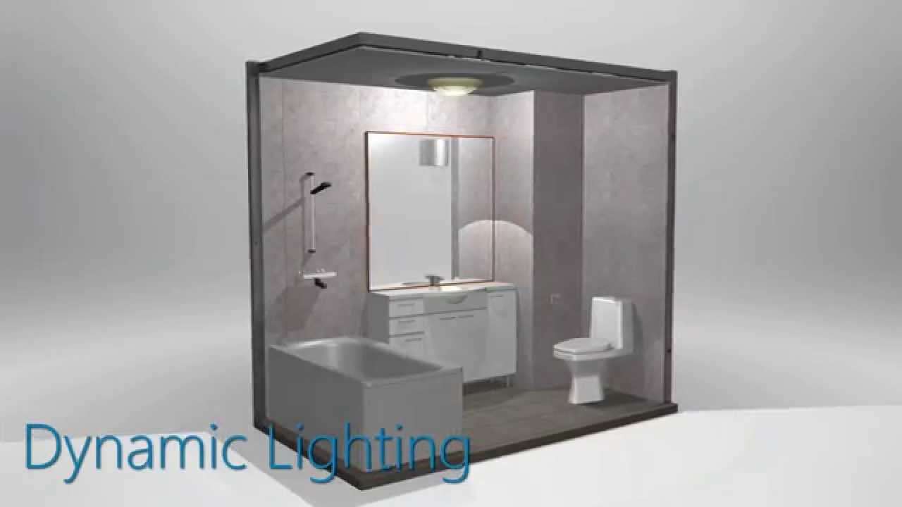 Bathroom Pod Design   YouTube