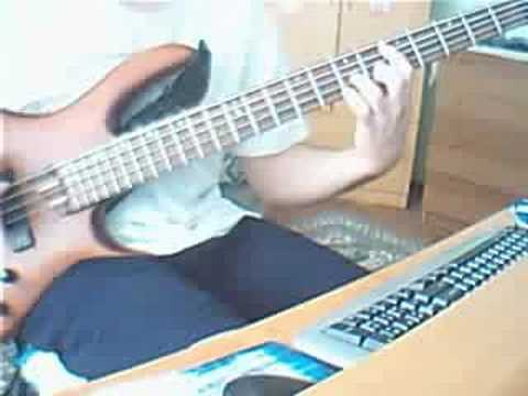 110 - özledim seni(bass cover)
