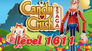 Candy Crush Saga Level 1611