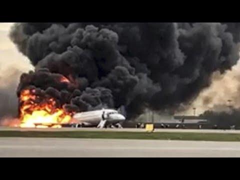 espeluznantes-imágenes-del-accidente-de-aeroflot-de-hace-un-año