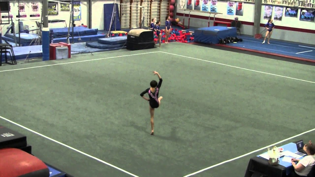 sigs spectacular gymnastics meet 2013