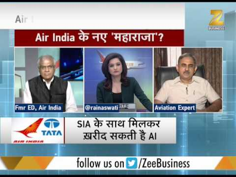 4th attempt by Tata Group to buy Air India- reports | टाटा ग्रुप खरीद सकता है एयर इंडिया