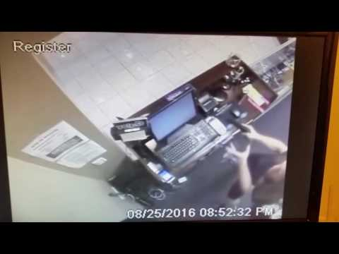 How NOT to rob a smoke shop in Texas