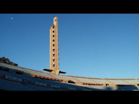 Estadio Centenario. Montevideo, Uruguay.