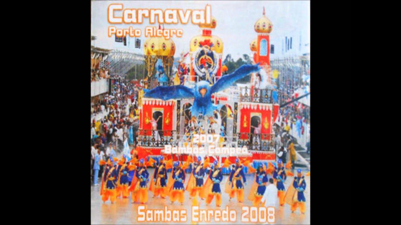 sambas enredo 2008