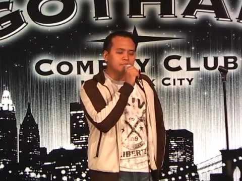 Air Tabigue (Gotham Comedy Club) on Facebook & Filipino Nurse HD
