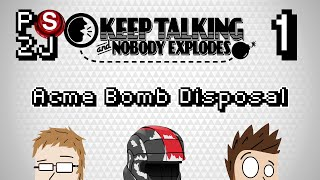 Acme Bomb Disposal EP 1