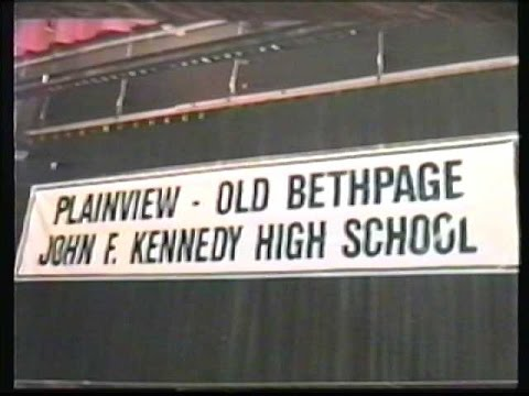 The Video Yearbook Class of 1997 Plainview Old-Bethpage JFK High School
