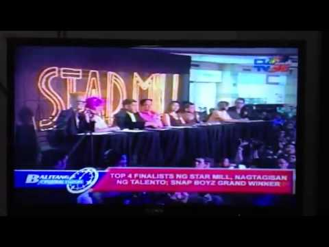 BALITANG CENTRAL LUZON for STAR MILL GRAND FINALS (CHAMPION :) SNAP BOYZ  8-19-13