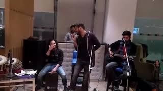Channa Mereya Song in fusion band style