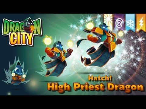 [Dragon City] ฟักไข่มังกรนักบวช Hatch High Priest Dragon  Heroic Race  amSiNE