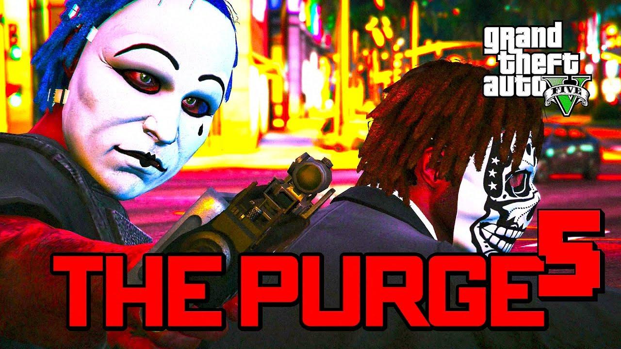 The Purge Online Anschauen