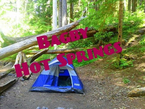 Oregon's Bagby Hot Springs / My Fave Camp out spot