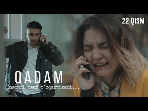 Qadam (o'zbek serial) | Кадам (узбек сериал) 22-qism