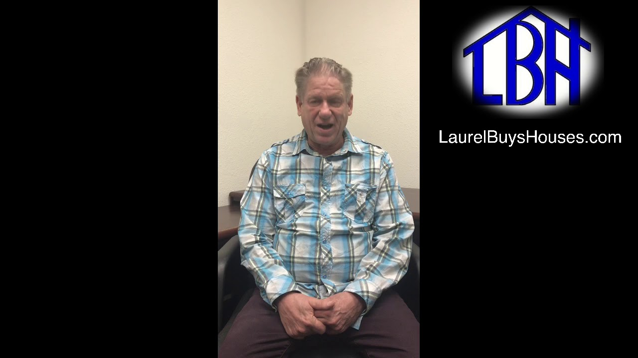 Johns Testimonial Of Laurel Buys Houses