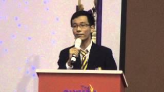 [The Olympia Schools] Chia sẻ của Chủ tịch SGO khai giảng năm học 2015-2016