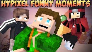 Hypixel Funny Moments - HypixelTurtle & FreakingChicken