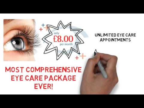 Eye examination specialists | Eyecare+