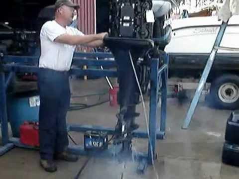 1999 Mercury 250hp XXL EFI Outboard Motor