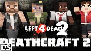 Left 4 Dead 2 Deathcraft 2 MOD Deutsch - Minecraft + L4D2 mit ChronicGamesDE