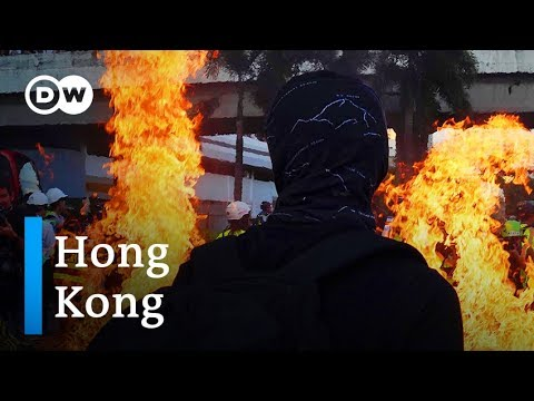 Are protesters losing support in Hong Kong? | DW News