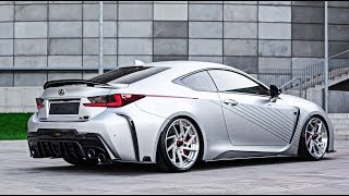 Exquisitely Custom Built Lexus RCF ft. ARMYTRIX Exhaust By Provox Design Poland