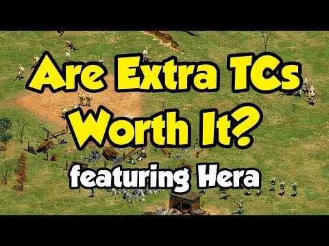 Do You Have To Build Extra Town Centers? Ft. Hera