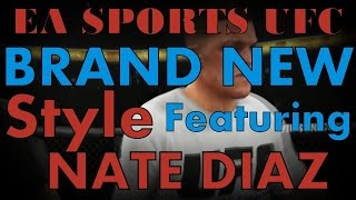 Скачать EA Sports UFC Brand New Style Featuring Nate Diaz