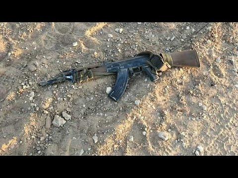 Exército israelita mata quatro palestinianos