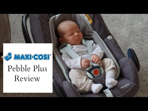 Maxi-Cosi Pebble Plus Review #AD