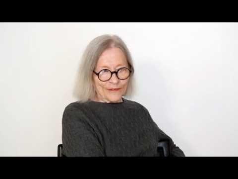 Textile Designer Vuokko Eskolin-Nurmesniemi on Rut Bryk