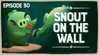 Piggy Tales - Third Act | Snout On The Wall - S3 Ep30