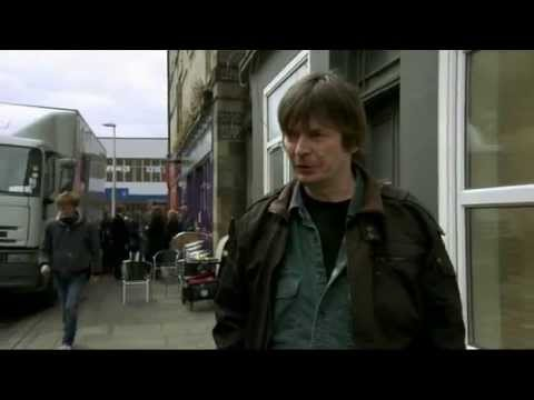 Imagine... Ian Rankin and the Case of the Disappearing Detective