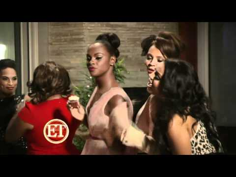 Jordin Sparks feat Whitney Houston - Celebrate - Behind the scenes